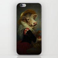 Cow #2 iPhone & iPod Skin