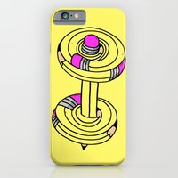 MY.DAILY.WORKOUT iPhone 6 Slim Case