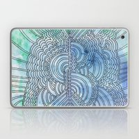 Water & Color Drawing Meditation Laptop & iPad Skin