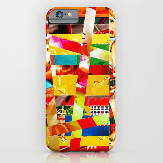 Jiseo (stripes 12) iPhone & iPod Case