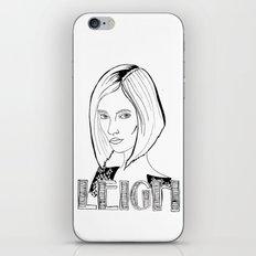 Leigh  iPhone & iPod Skin