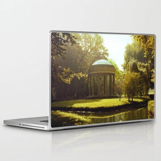 Temple of Love Laptop & iPad Skin