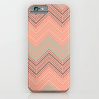 Soft Chevron iPhone 6 Slim Case