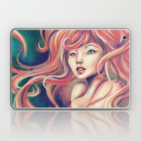 Technicolor Mermaid Laptop & iPad Skin