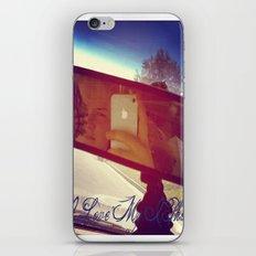 I Love My Iphone iPhone & iPod Skin