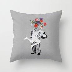 Romantic Savage Throw Pillow