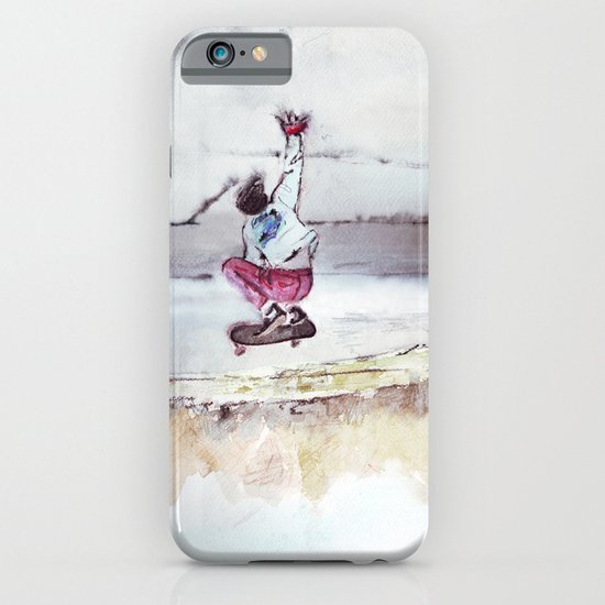 Skate iPhone & iPod Case