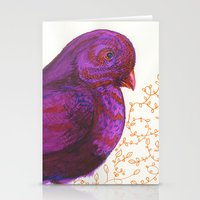 Dollar Store Dove Stationery Cards