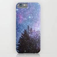 Stars forest..... Cosmic. iPhone 6 Slim Case