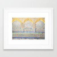 Tanger Framed Art Print