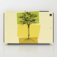 Ideas Don't Grow On Trees iPad Case