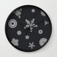 TeknoFlake Wall Clock