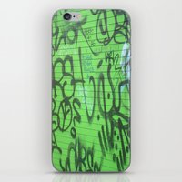 New Orleans Graffitti iPhone & iPod Skin