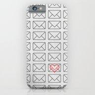 Minimalism Of L iPhone 6 Slim Case