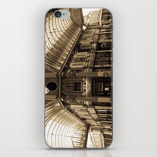 Leadenhall Market London iPhone & iPod Skin