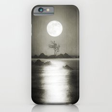 When The Moon Speaks (pa… iPhone 6 Slim Case