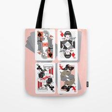 Queen x Tote Bag