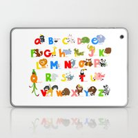 ABC (english) Laptop & iPad Skin