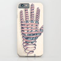 iPhone & iPod Case featuring Hand Ribbon by Ryan Terry