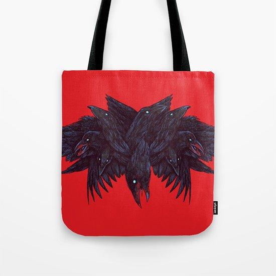 Crowberus Tote Bag