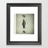 Suspended Animation Framed Art Print