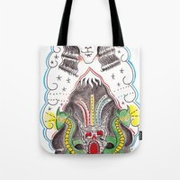 Dio : The Man On The Sil… Tote Bag