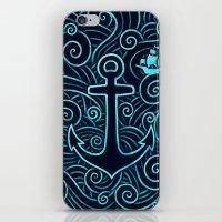 Into the Ocean iPhone & iPod Skin