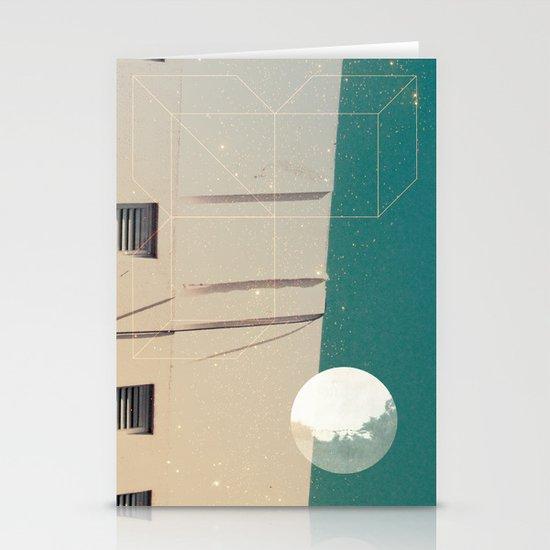 upside world Stationery Card