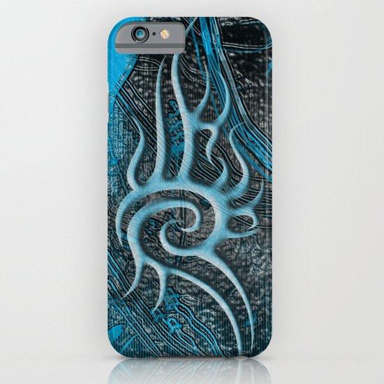 Bambooblue iPhone & iPod Case