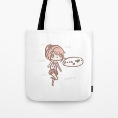 Silly you Tote Bag