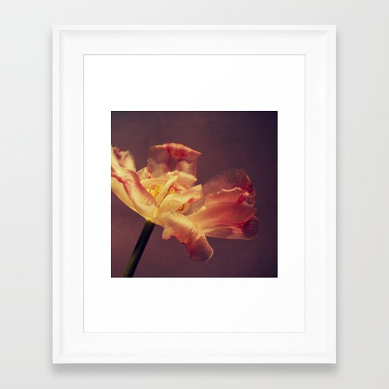 luce Framed Art Print