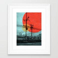 Costa Rica Framed Art Print