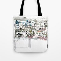 take a breath [ABSTRACT]  Tote Bag