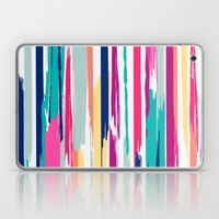 Painted Stripe 2  Laptop & iPad Skin