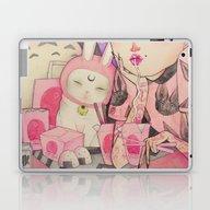 Noodle Eater Laptop & iPad Skin
