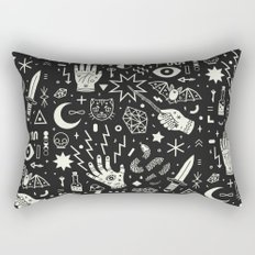 Witchcraft Rectangular Pillow