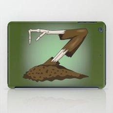 Alphabet Z iPad Case