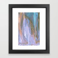 ANGELS PLAYING IN HEAVEN… Framed Art Print