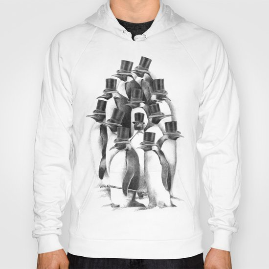 A Gathering of Gentlemen Hoody