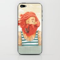 iPhone & iPod Skin featuring Octopus by Seaside Spirit