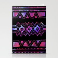 PATTERN {Tribal 001} Stationery Cards