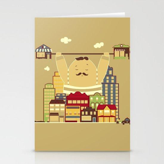 Shoplifter! Stationery Card