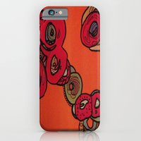 iPhone & iPod Case featuring Krom-a-zome by Rachelle Ray
