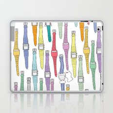 80s Digital Watches Laptop & iPad Skin