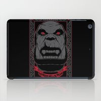 Garrosh iPad Case