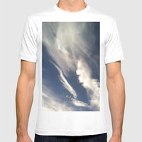 Wing It Mens Fitted Tee White SMALL
