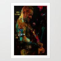 Bruce S. Art Print