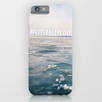 iPhone & iPod Case featuring Lake Michigan by Pan Kelvin