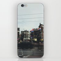 Amsterdam, Netherlands iPhone & iPod Skin