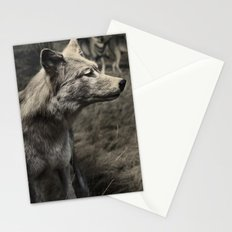 Tom Feiler Wolf Stationery Cards